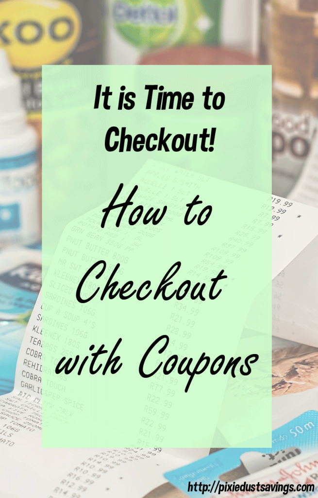 How to Checkout with Coupons