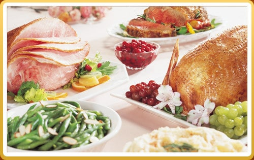 Winn-Dixie Thanksgiving Meals