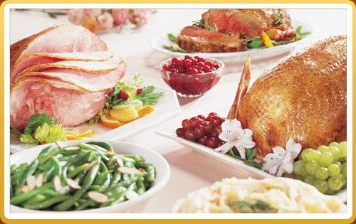 Winn-Dixie Prepared Thanksgiving Meals