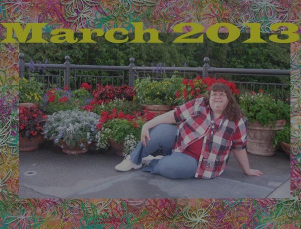 march calendar shot