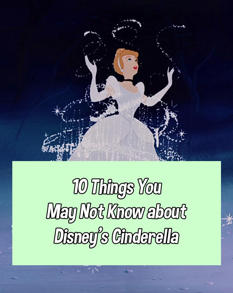 Disney's Cinderella Trivia
