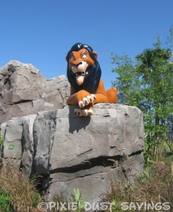 scar at the art of animation resort