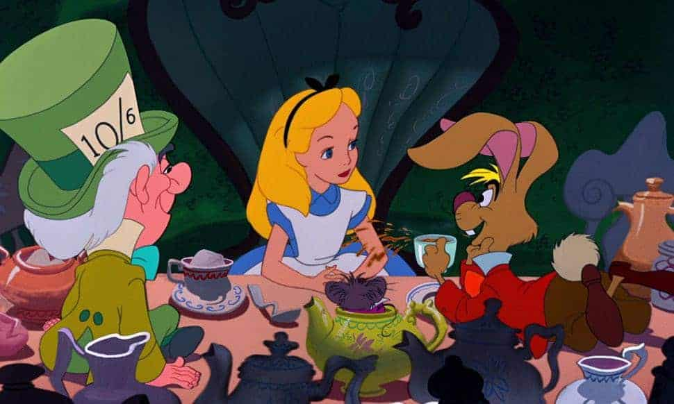 Alice in Wonderland trivia