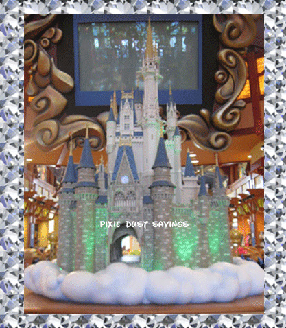 castle--world-of-disney-store