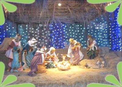 osborne-light-disney-nativity-scene