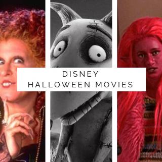 Ultimate List of Disney Halloween Movies