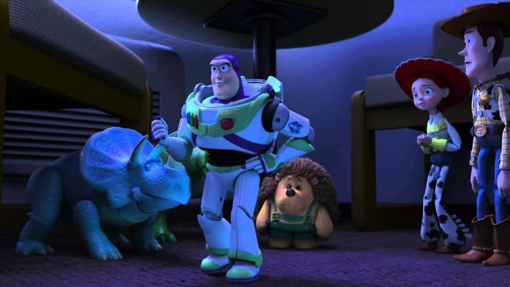 toy story of terror - Pixar Halloween movies