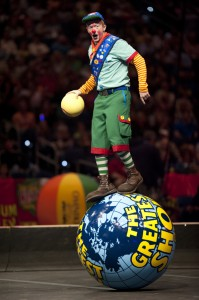 Ringling-Clown