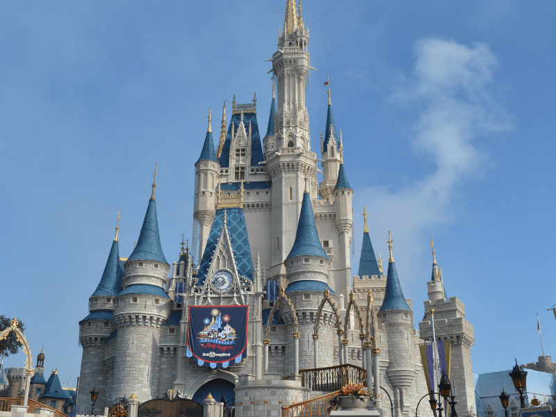 Cinderella Castle secrets and fun facts