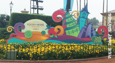 Epcot's International Food & Wine Festival Review