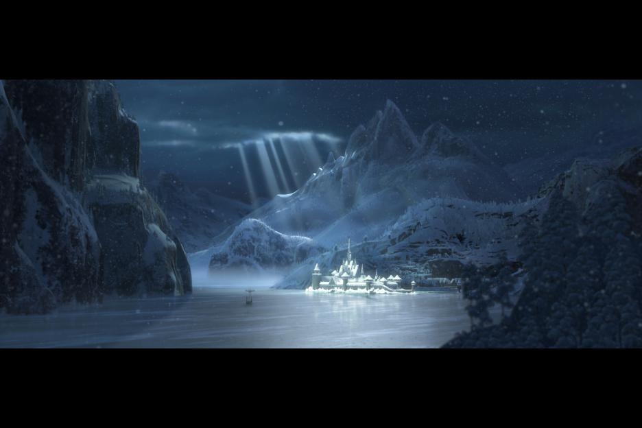 frozen-scenery