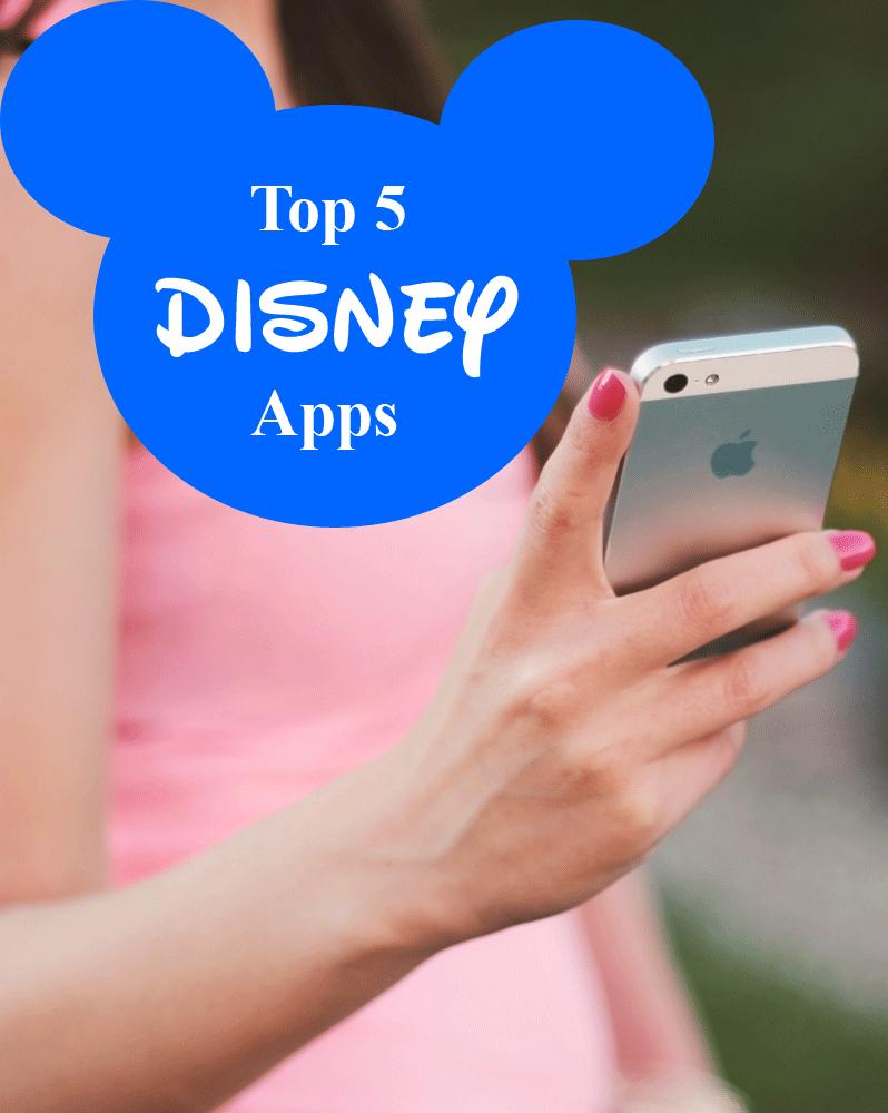 Top 5 Disney Apps