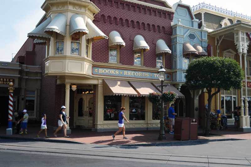 Guide to Disney World's Main Street U.S.A