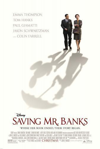 Saving Mr. Banks Movie Review