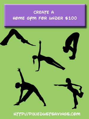Create a Home Gym for Under $100