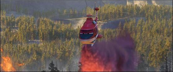 PLANES: FIRE & RESCUE Trailer