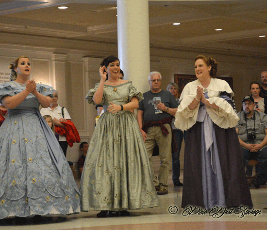 Disney's Voices of Liberty Female Singers