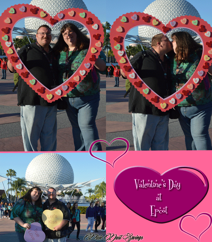 Valentines-day-at-epcot-collage