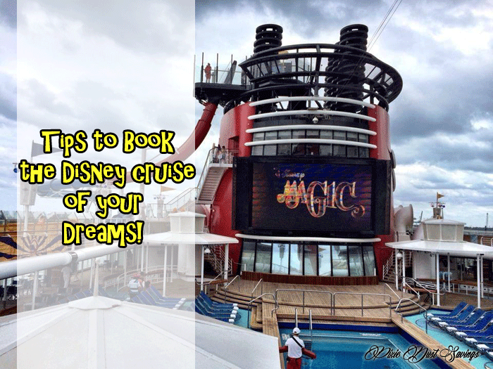 Tips for Booking a Disney Cruise