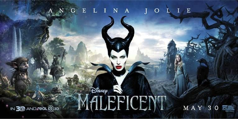 Disney's Maleficent Movie Review
