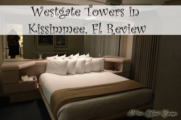 Westgate Towers Resort in Kissimmee, FL Review