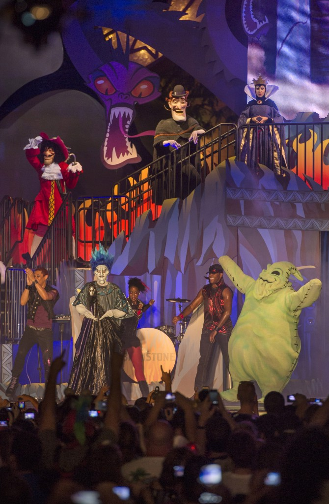 'Villains Unleashed' Event Coming to Disney's Hollywood Studios