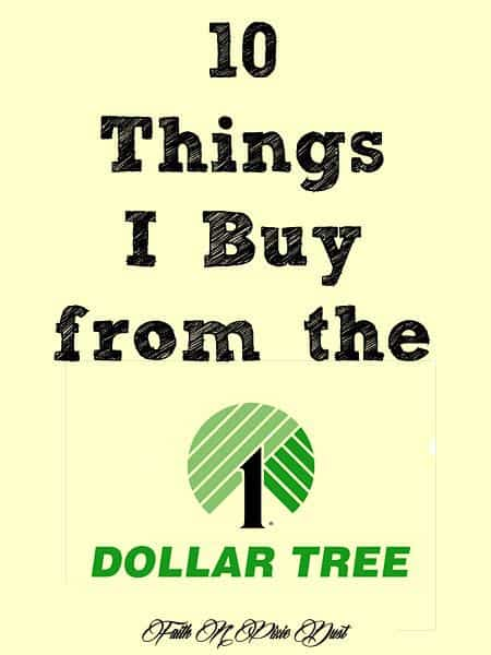The Best Things To Buy At The Best Dollar Store 1| Party Supplies: This is the number one reason I visit the Dollar Tree and I think it should be the number one reason you visit too! They have an .