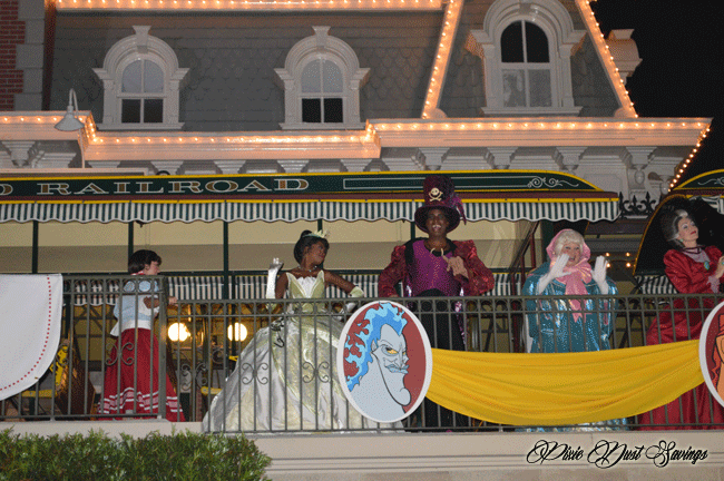 Wordless Wednesday- #DisneySide