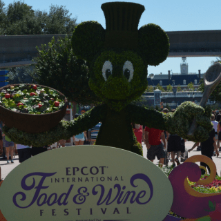 2018 Epcot International Food & Wine Festival Things to Do