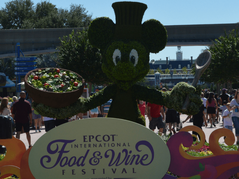 Epcot International Food & Wine Festival Things to Do