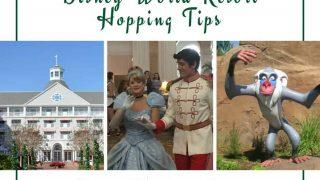 10 Disney World Resort Hopping Tips | Free Disney Fun