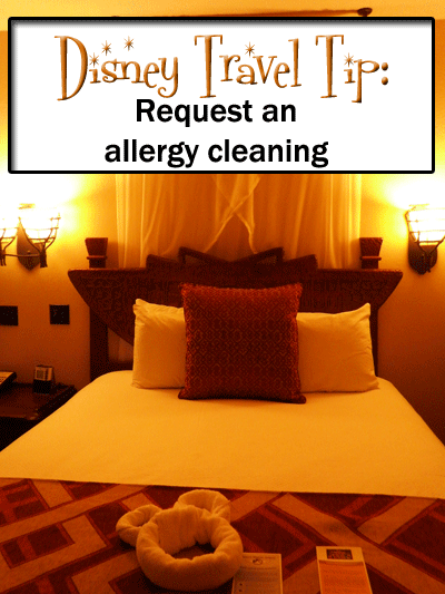 allergy cleaning
