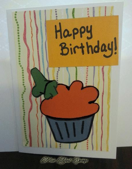 Goofy Birthday Card