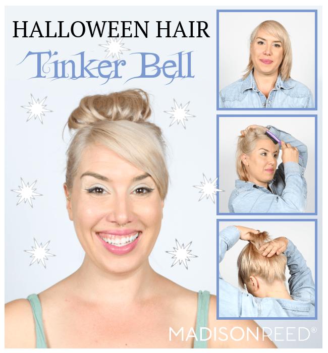 Tinker Bell Hair-Do