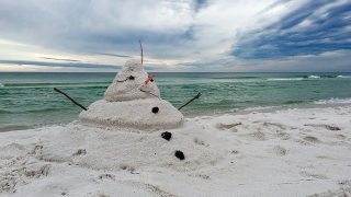 Christmas Bucket List for Floridians