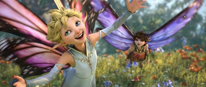 strange magic fairy