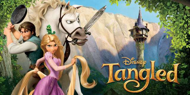 20 Must See Movies Before Going to Walt Disney World Tangled