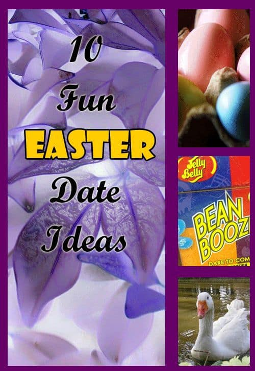 10 Fun Easter Dates