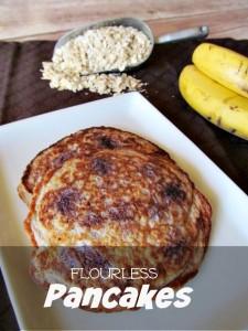 Flourless Pancakes1