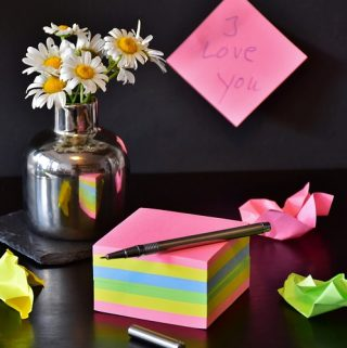 Lunch Box Love Notes | Not Just for Kids