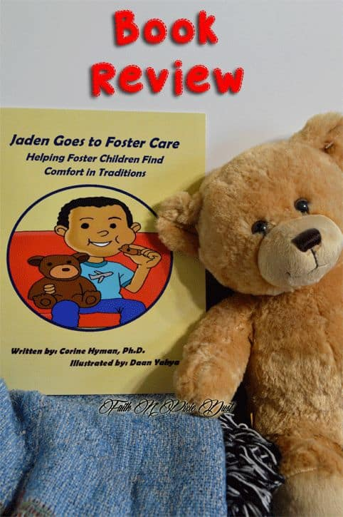 Jaden Goes to Foster Care Children's Book Review