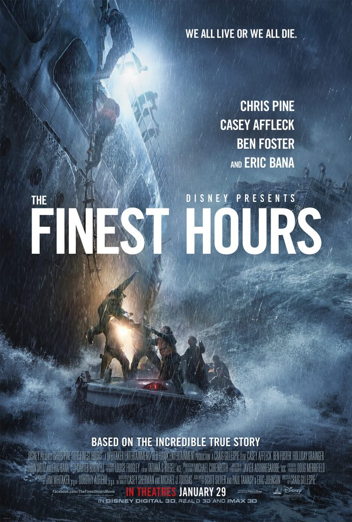 Disneys The finest hours movie review