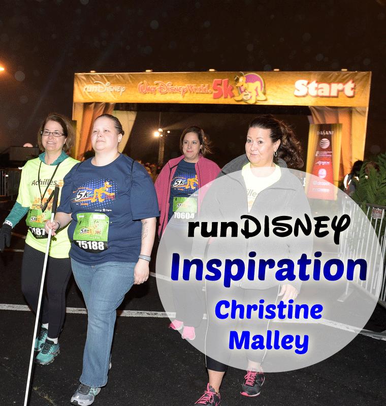 runDisney Inspirational Story