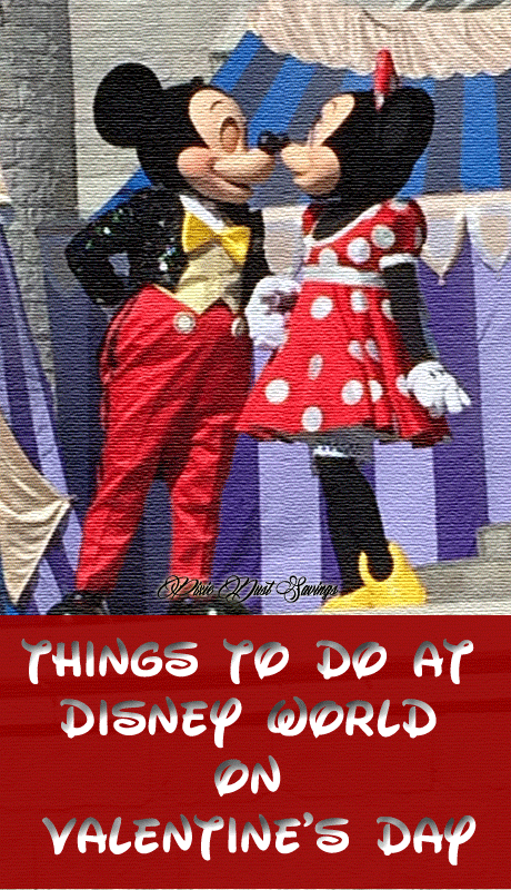 Things to Do at Disney World on Valentine's Day