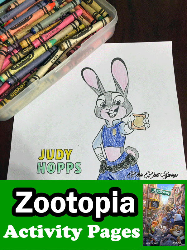ZooTopia-Printable-Coloring-Sheets