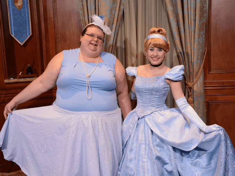 Cinderella at Princess Fairytale Hall