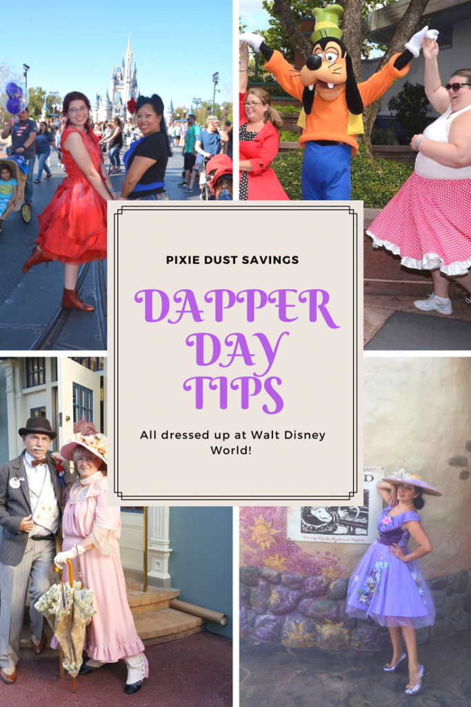 Dapper Day Tips and Tricks