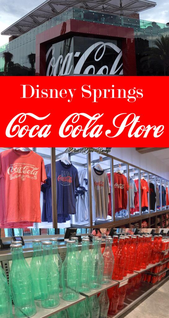 Disney Springs Coca-Cola Store