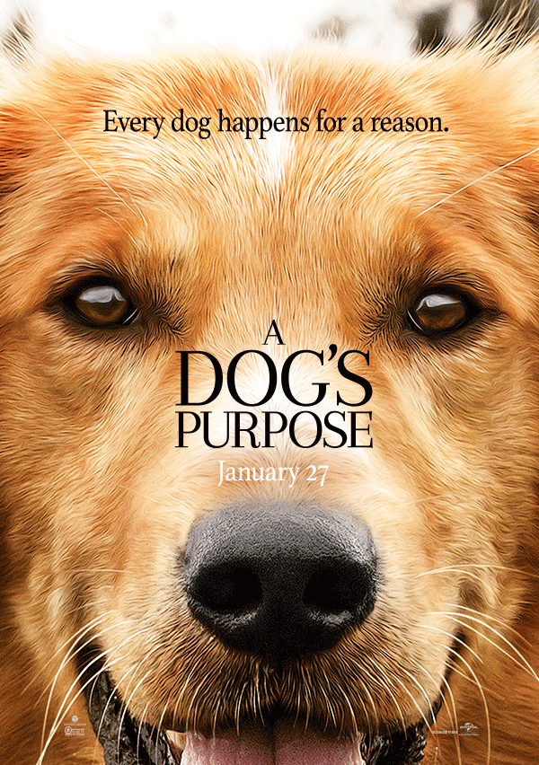 Dog's Purpose Movie Trailer