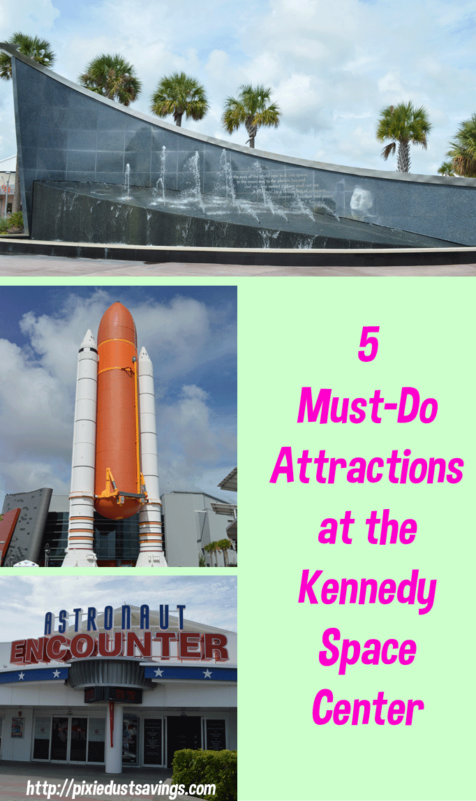 Kennedy Space Center Attractions